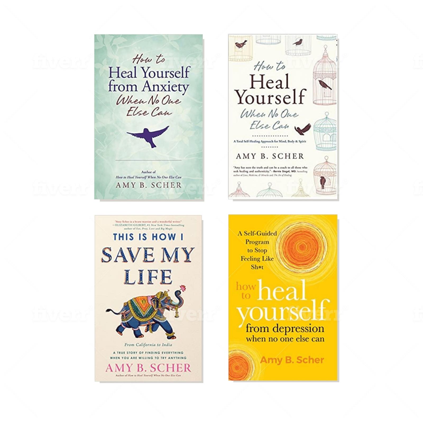 Amy Scher's books
