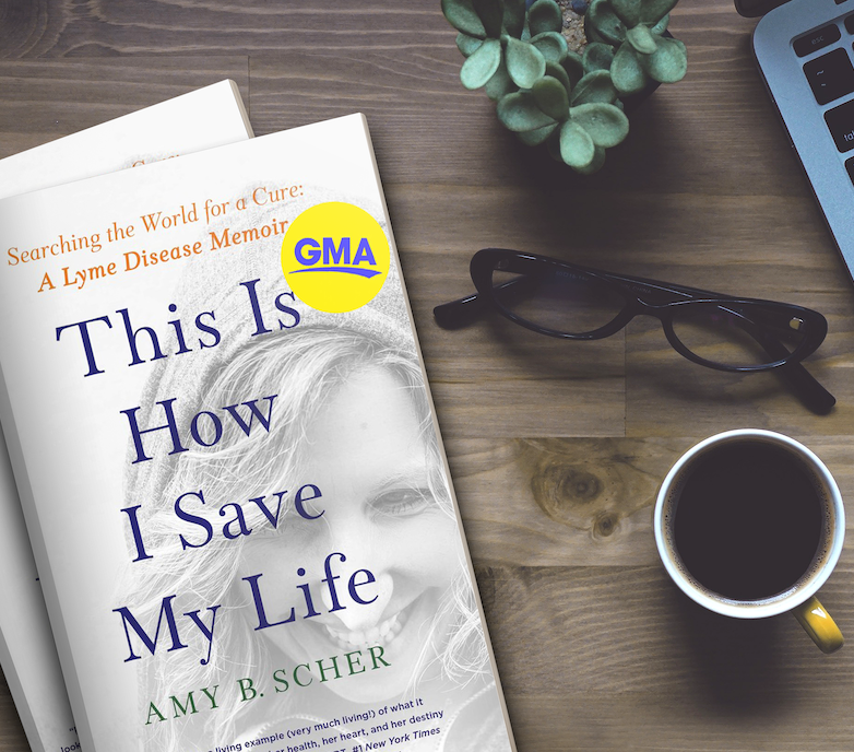 This Is How I Save My Life - Amy B. Scher